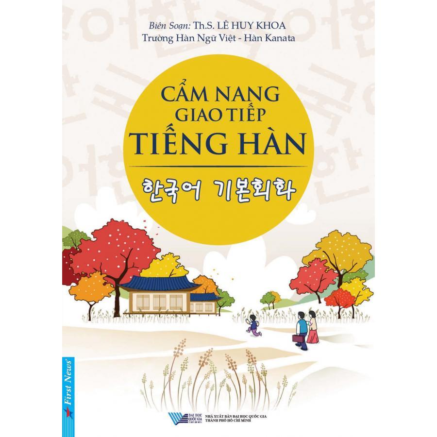 Cẩm Nang Giao Tiếp Tiếng Hàn