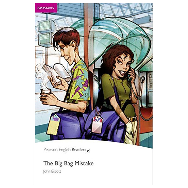 Easystart: The Big Bag Mistake Book and CD Pack: Easystarts (Pearson English Graded Readers)