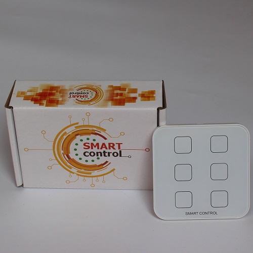 Công tắc cảm ứng nhà thông minh S686 - Mặt vuông
