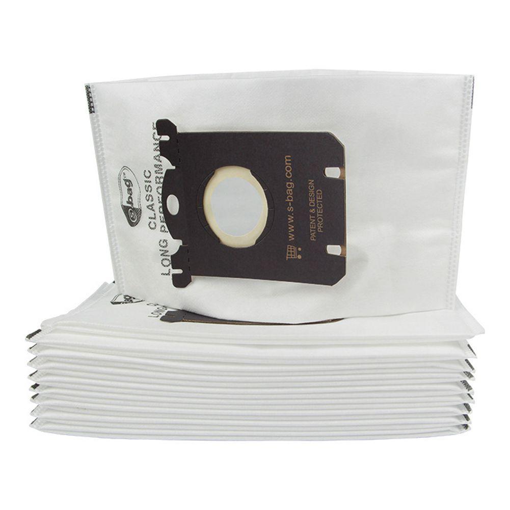 Combo 2 Túi lọc bụi bẩn bằng vải không dệt cho máy hút bụi Philips, Electrolux