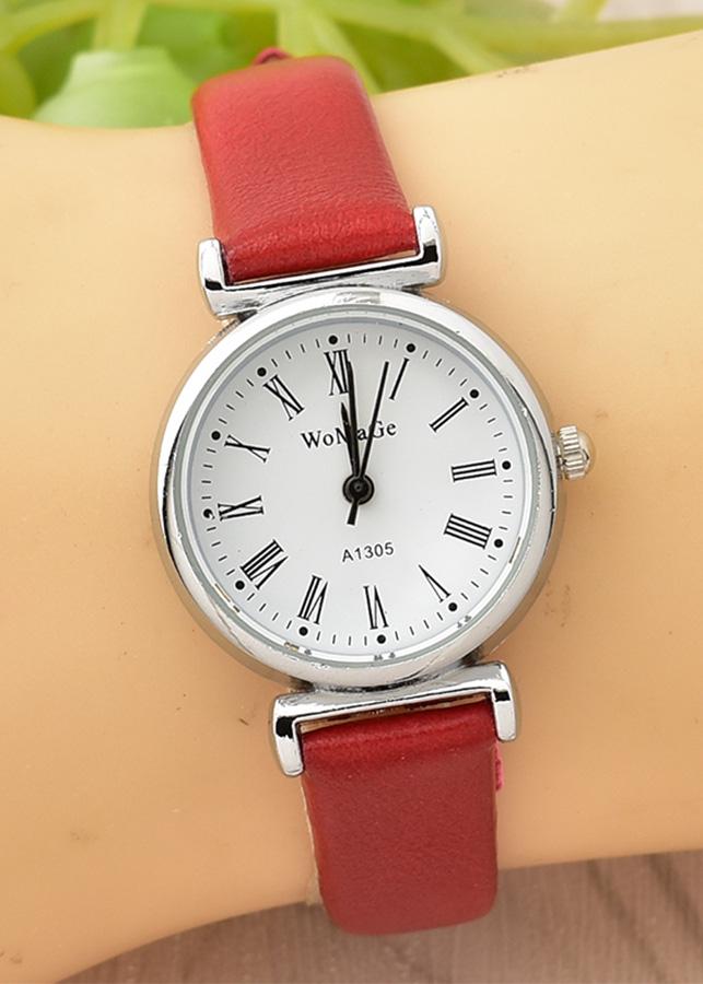 Đồng hồ nữ dây da thời trang