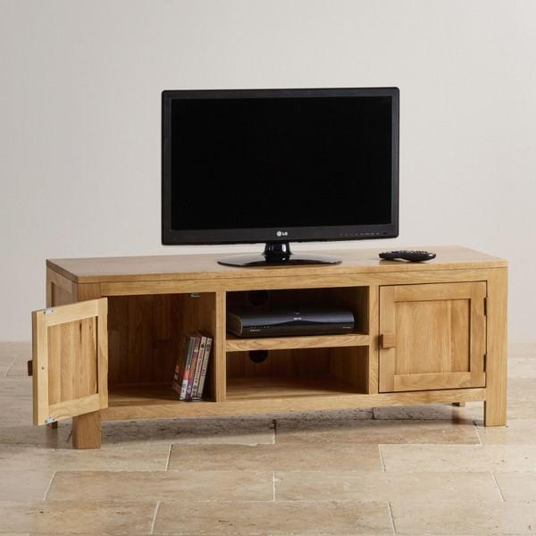 Tủ TV 2 Cánh Oakdale Gỗ Sồi Ibie LV2DALO (140 x 42 cm)