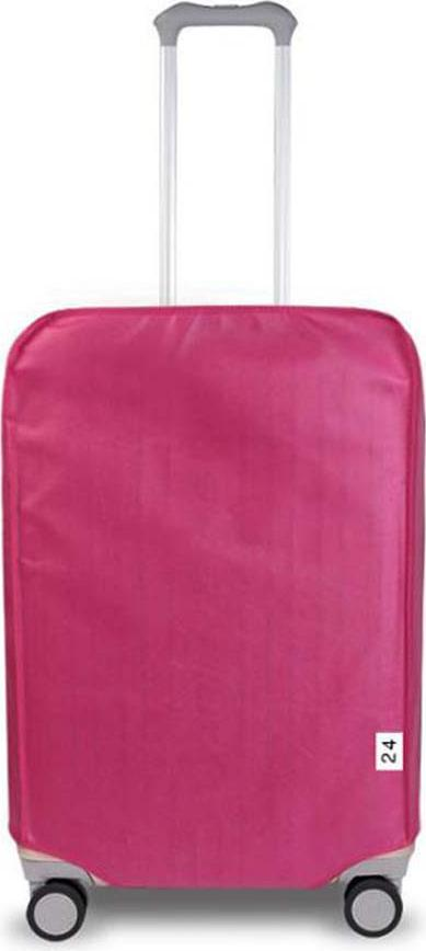 Vải Bọc trùm áo trùm Vali chống trầy nhiều size VS34  - hồng - 20 inch