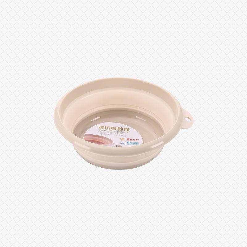Chậu Rửa Silicon Gấp Gọn Đủ Size - CH02 (Giao ngẫu nhiên màu)