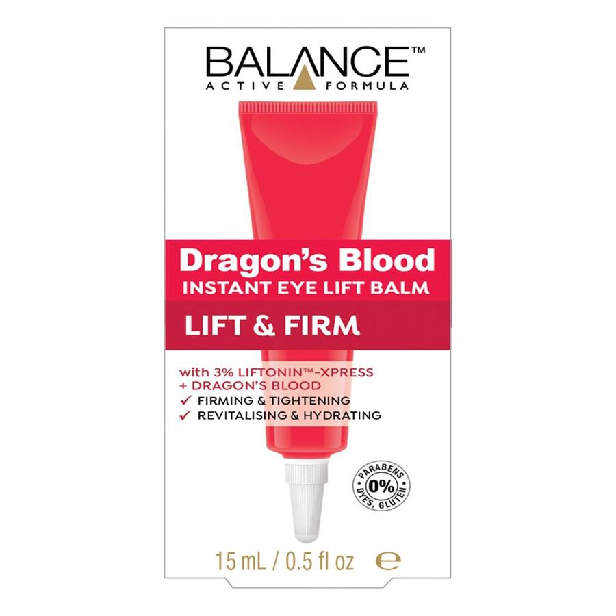 Kem Hỗ Trợ Trị Thâm Mắt Balance Active Formula Dragons Blood Eye Lift Balm (15ml)