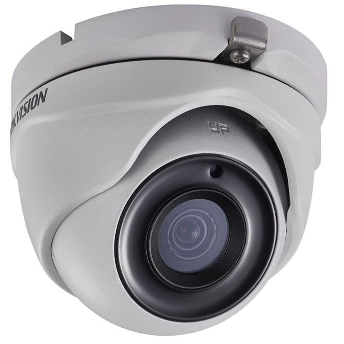 Camera HD-TVI Dome Hồng Ngoại 2MP Chống Ngược Sáng HIKVISION DS-2CE76D3T-ITMF - Hàng chính hãng