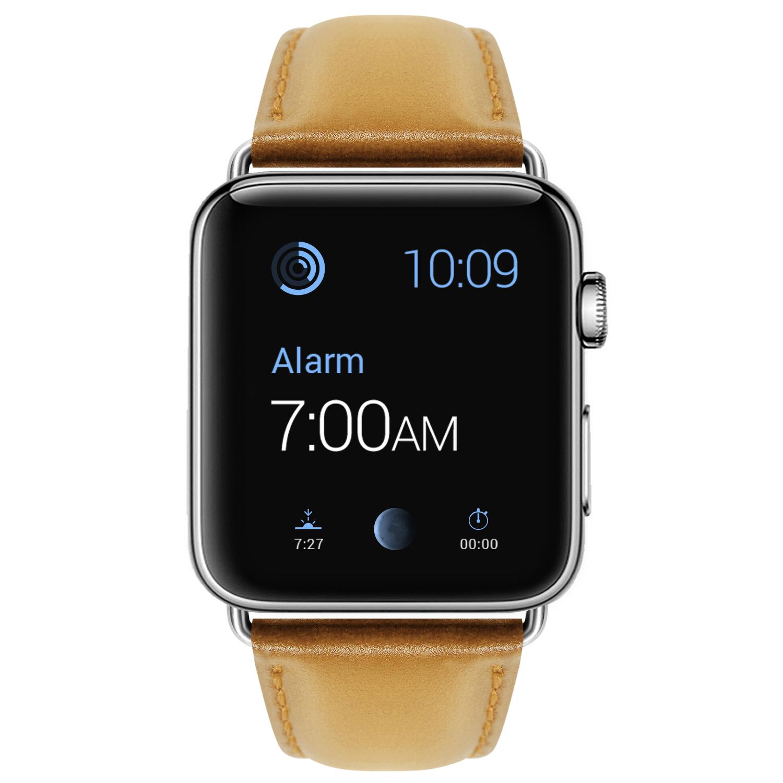 Dây Da Ngựa cho Apple Watch 1/2/3/4/5 (Size 38/40mm)