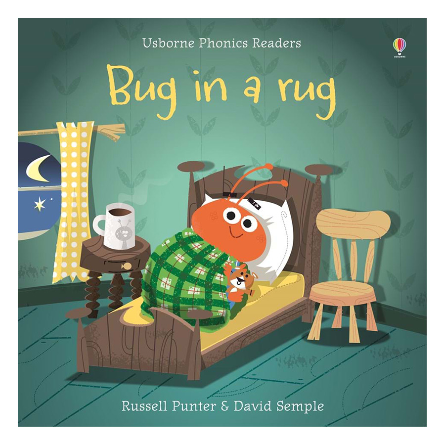 Usborne Bug in a rug