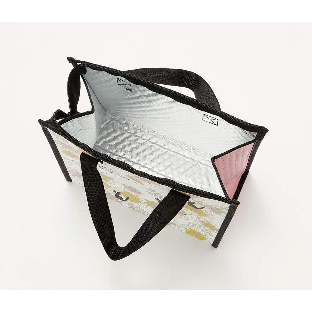 Túi đựng cơm Skater hình mèo 015