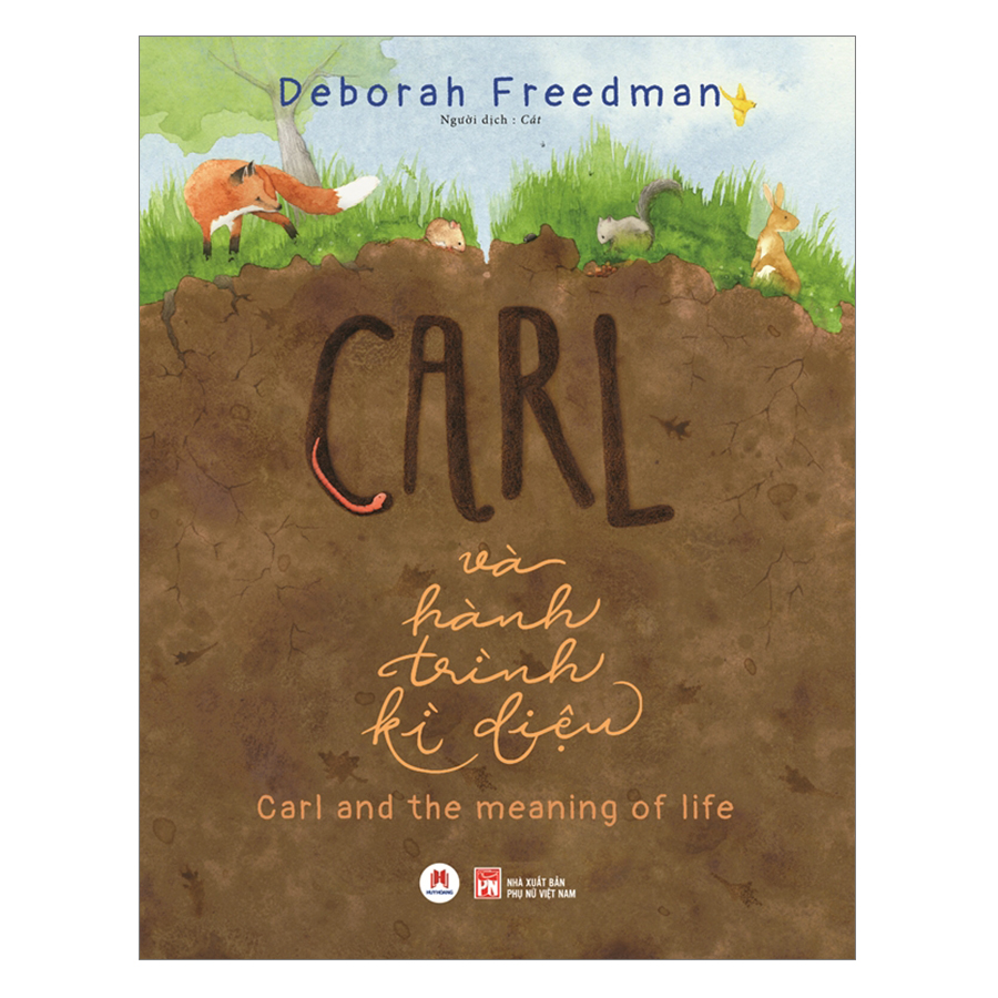Carl Và Hành Trình Kì Diệu