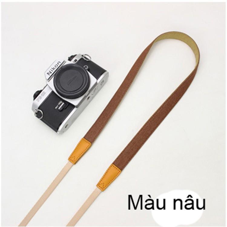 dây máy ảnh shetu bản nhỏ