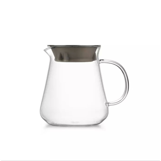 Bình pha cafe thủy tinh Samaglas FT009 (600ml)