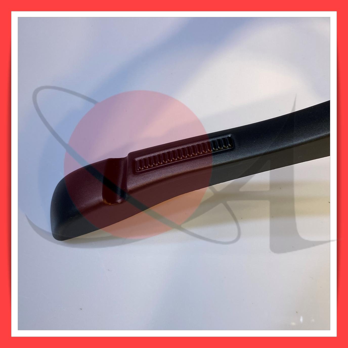 Bộ Móc Treo Áo Nhựa Nam Nữ Màu Đen Dài 40cm Lên Phom Chuẩn Đẹp