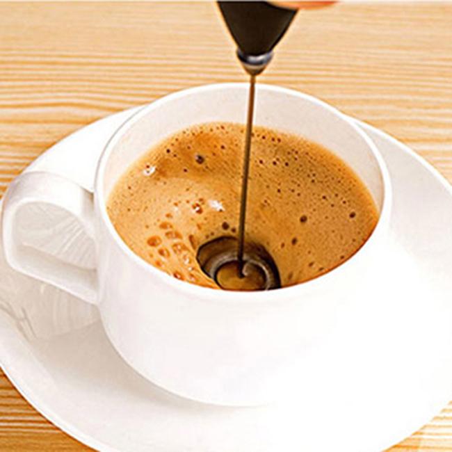 Máy đánh trứng tạo bọt cafe mini