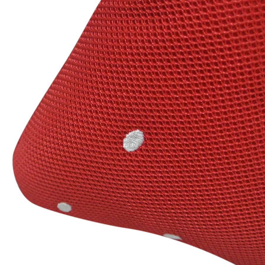 Gối Đầu Ô Tô Hình Trái Dâu Bullsone (42 x 45 cm)