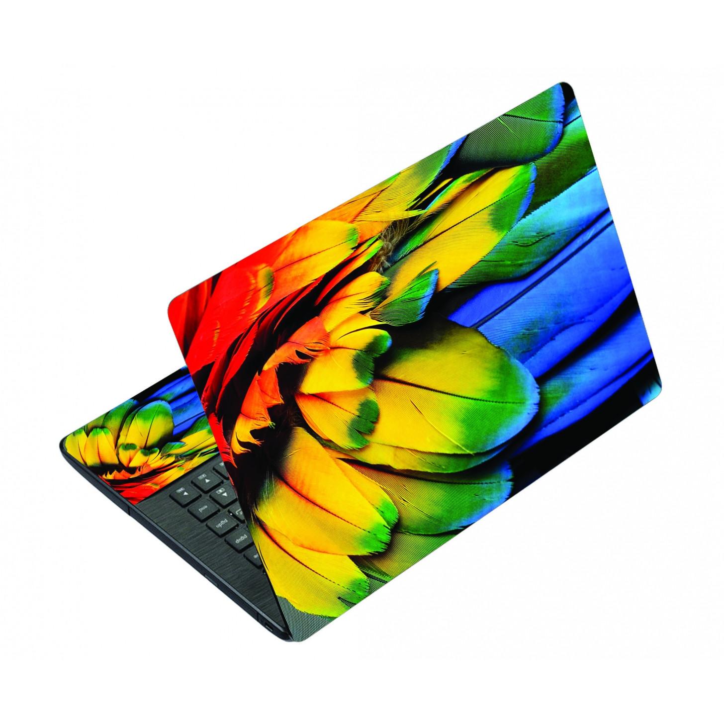 Miếng Dán Decal Dành Cho Laptop Mẫu Nghệ Thuật LTNT- 605 cỡ 13 inch