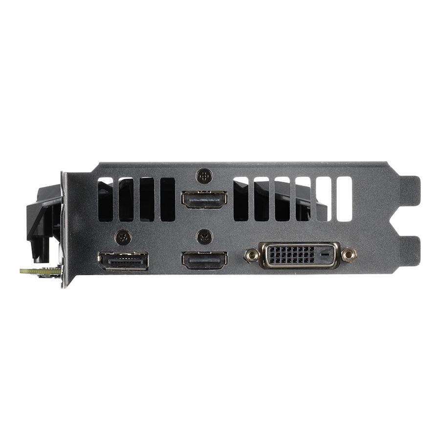 Card Màn Hình VGA ASUS PH-GTX1660TI-6G GDDR6 6GB 192-bit - Hàng Chính Hãng