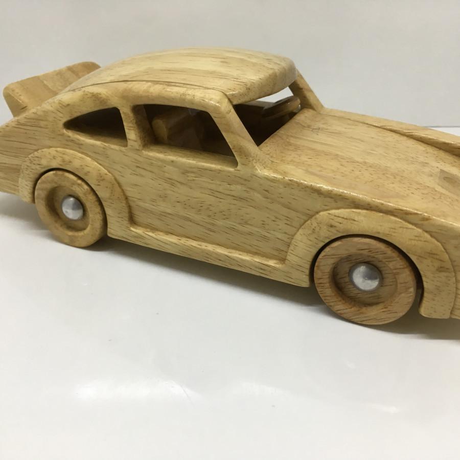 ô tô gỗ Xe Thể thao