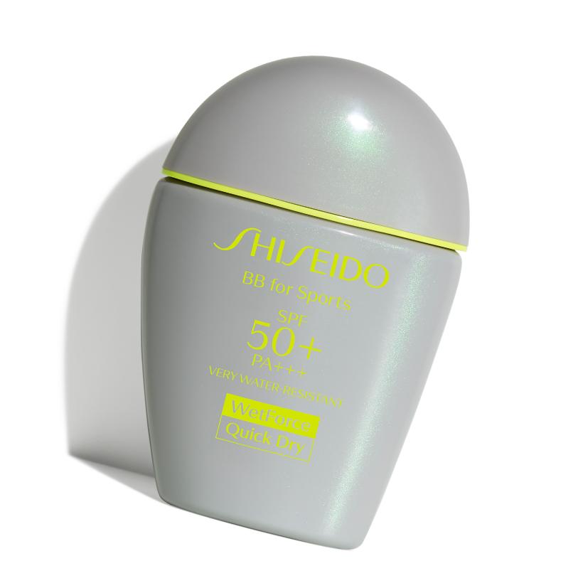 Kem nền chống nắng Shiseido Sport BB 30ml SPF 50, PA+++, Medium