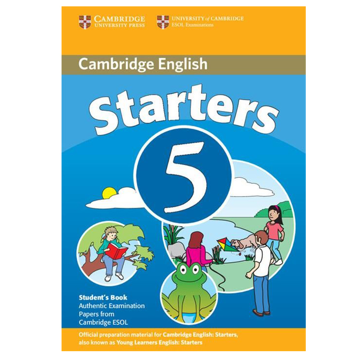 Cambridge Young Learner English Test Starters 5: Student Book