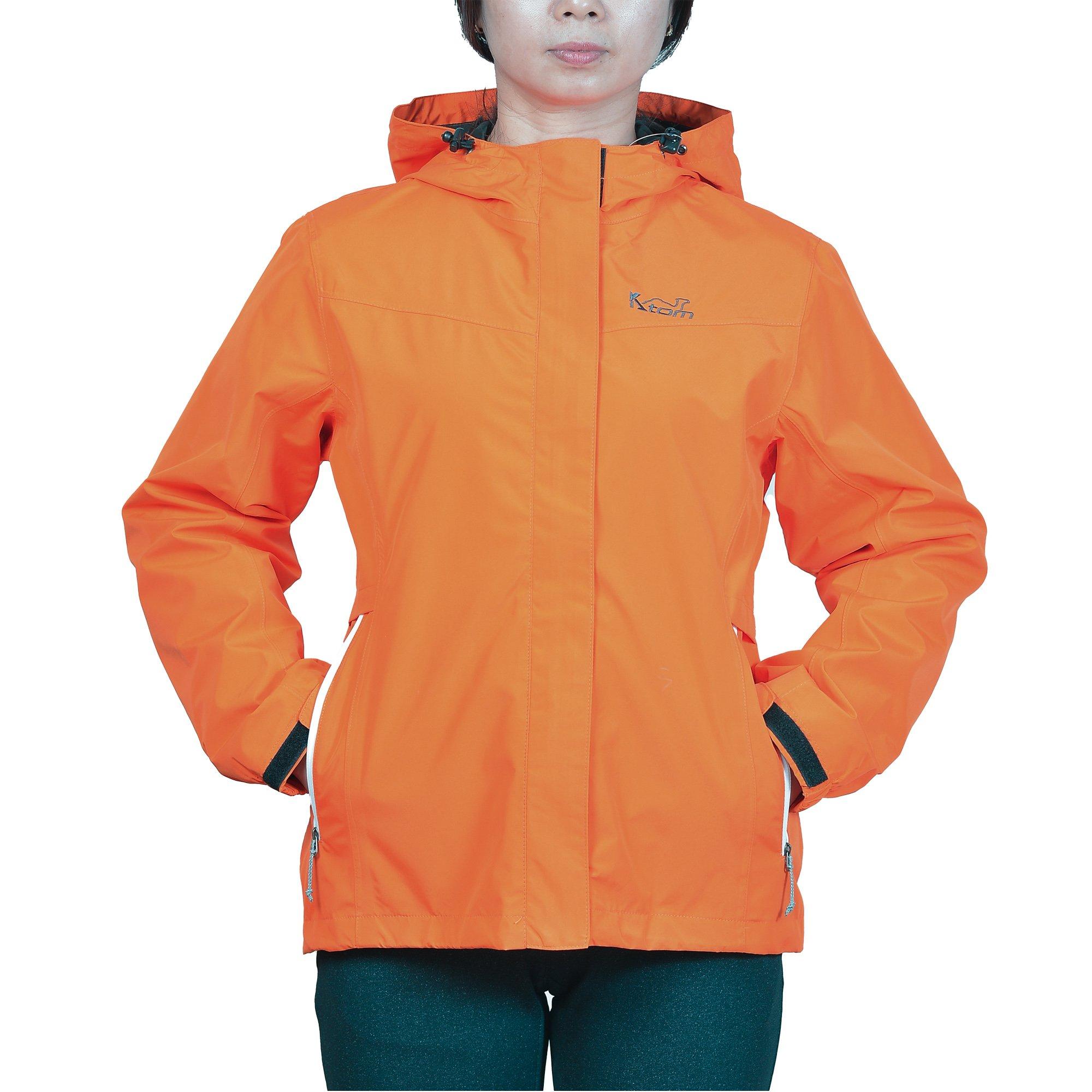 áo chống nước nữ ktom k124