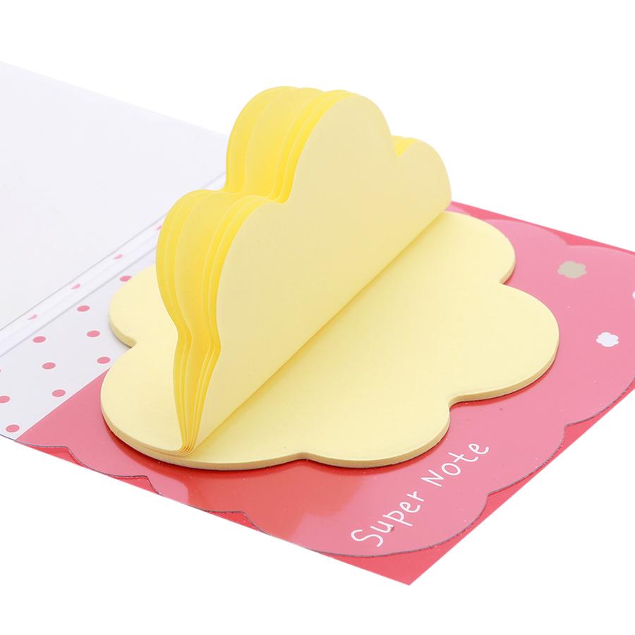 Giấy Note - Hình Đám Mây