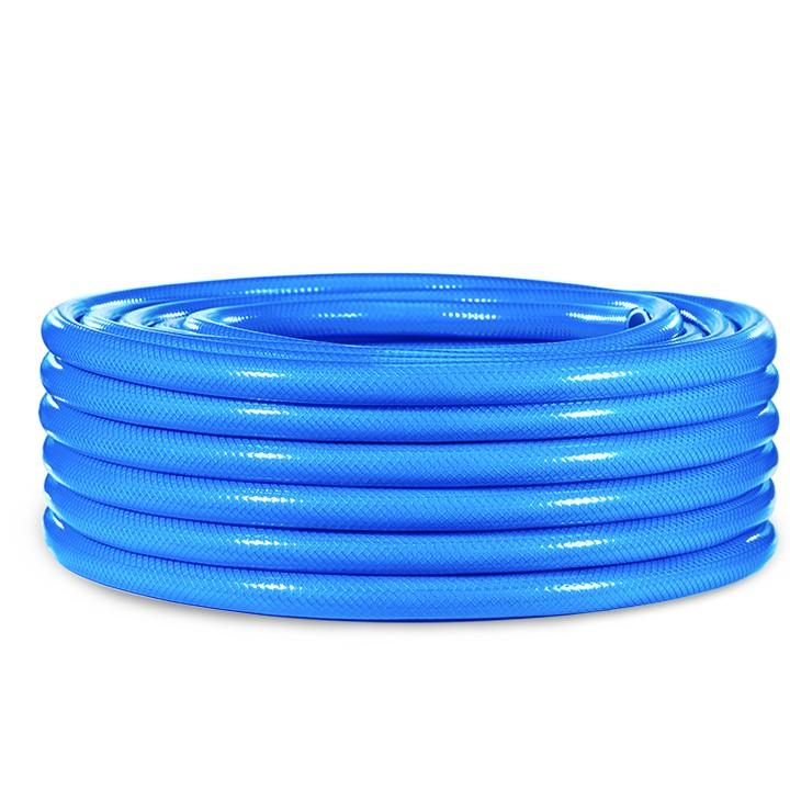 Bộ dây và vòi xịt rửa xe tưới cây tăng áp,vòi xịt rửa,vòi tưới cây 810-2576 (dây xanh- cút nối đồng)