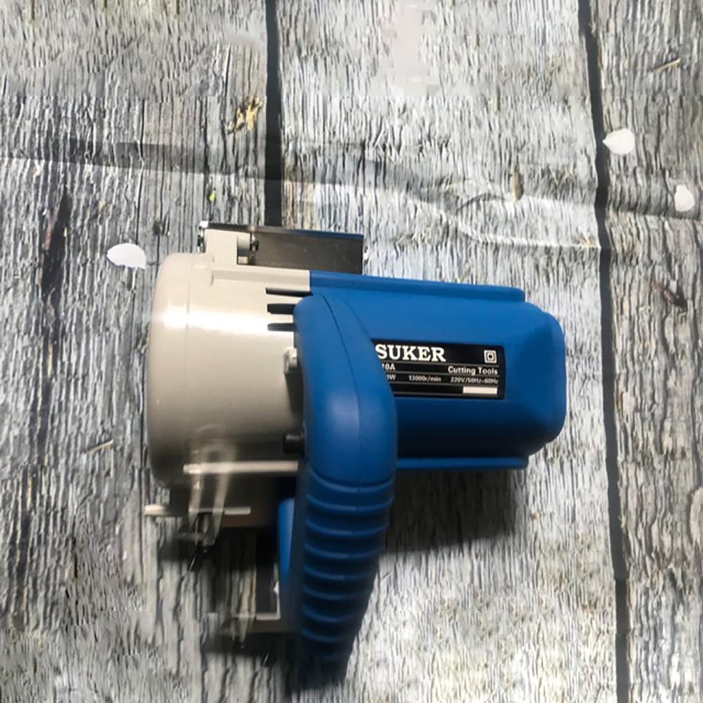 Máy Cắt Gạch Gỗ Đa Năng Cầm Tay Suker Phi 110mm, Công Suất 1280W – Hàng Chính Hãng