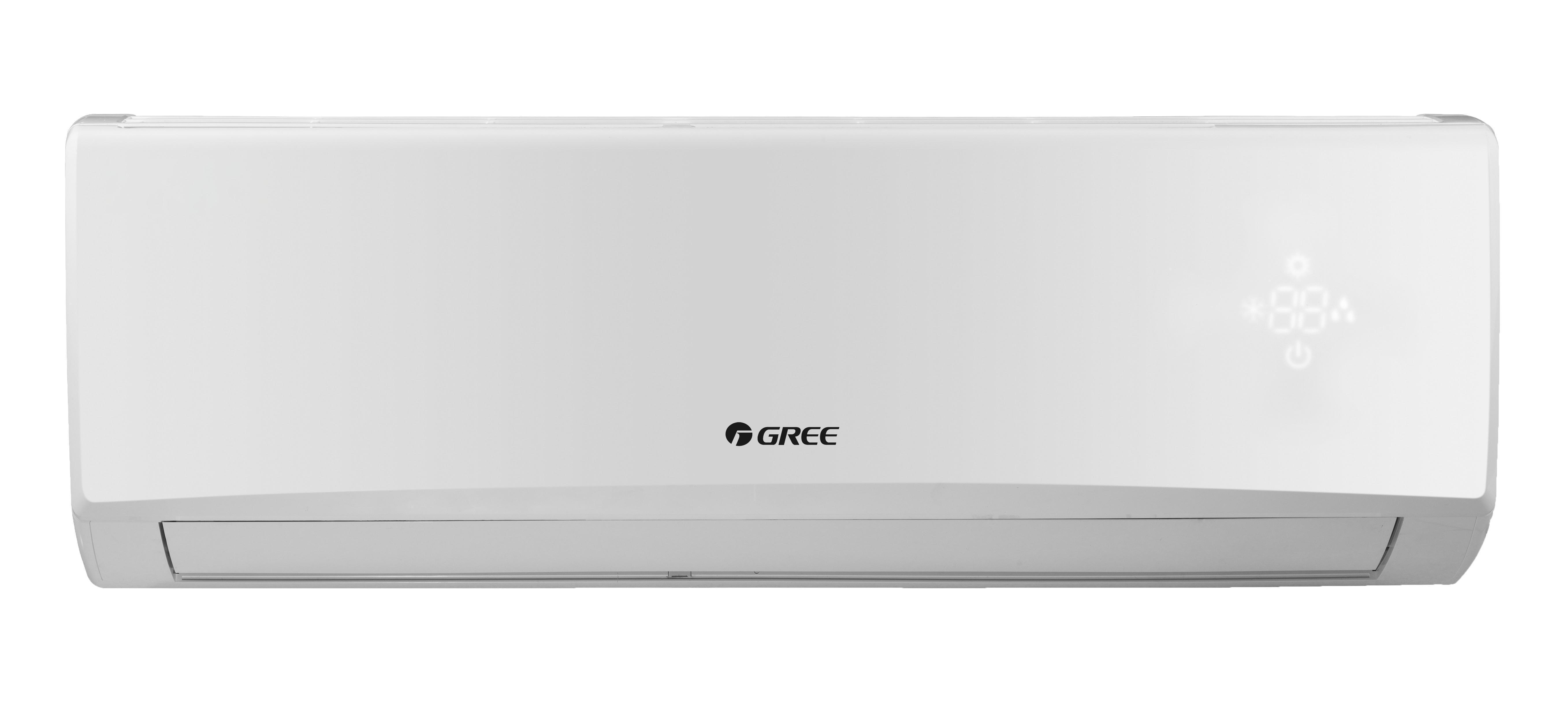 Điều hòa Gree - công nghệ Real Cool - 1 HP (9000 BTU) - KOOL GWC09KB-K6N0C4 (Trắng) Giao Hàng HN&HCM