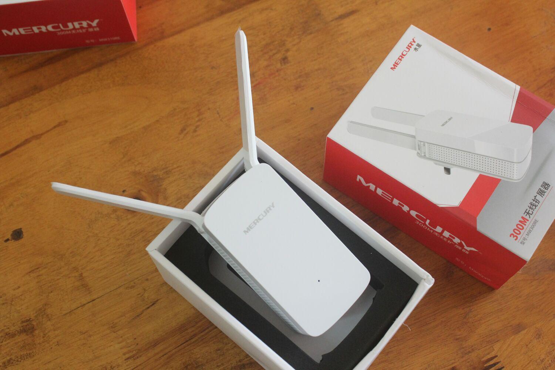 Bộ thiết bị kích sóng wifi 2 râu