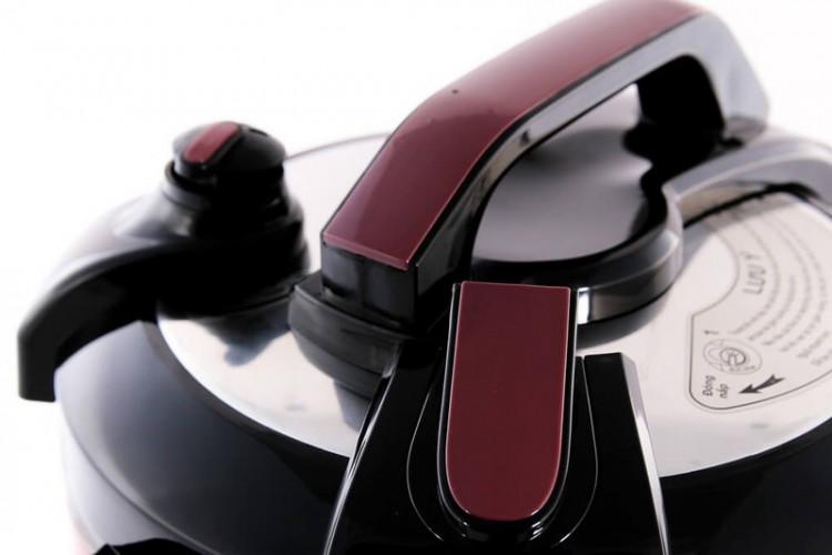 Nồi áp suất điện đa năng SUNHOUSE SHD1755 đỏ 003