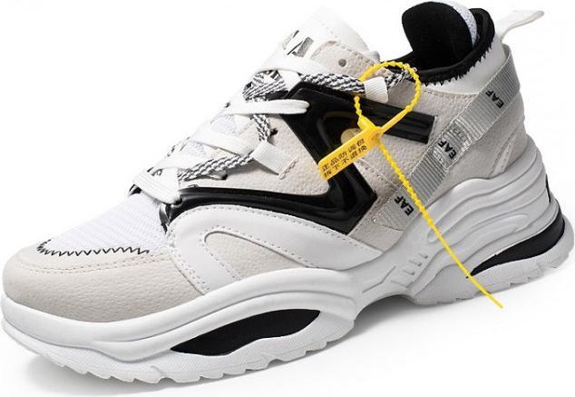 Giày Sneaker Nam Mẫu Mới Siêu Hot YAMET YM111NM Màu Trắng Phối Đen - 39 - 23359443 , 2969373579446 , 62_14115546 , 441000 , Giay-Sneaker-Nam-Mau-Moi-Sieu-Hot-YAMET-YM111NM-Mau-Trang-Phoi-Den-39-62_14115546 , tiki.vn , Giày Sneaker Nam Mẫu Mới Siêu Hot YAMET YM111NM Màu Trắng Phối Đen - 39