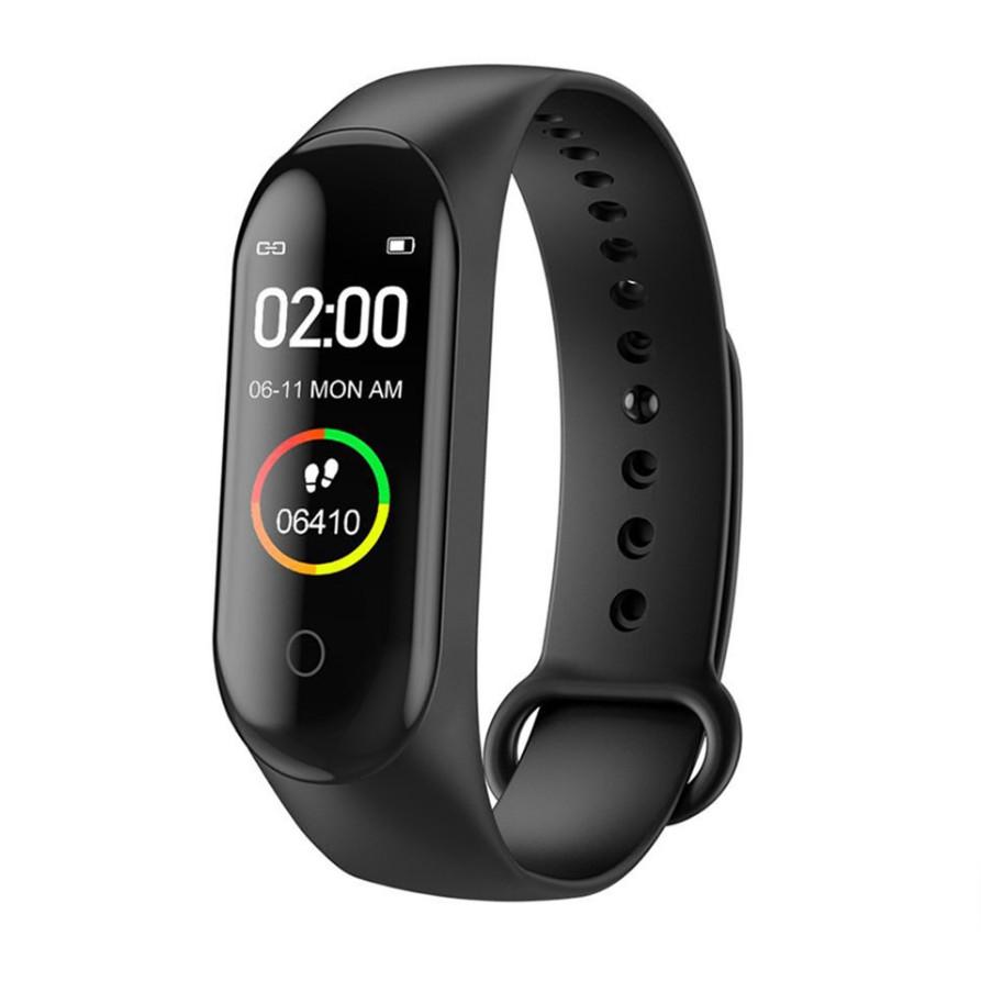 Đồng hồ thông minh thể thao Smart Bracelet M4 - Hàng Chính Hãng