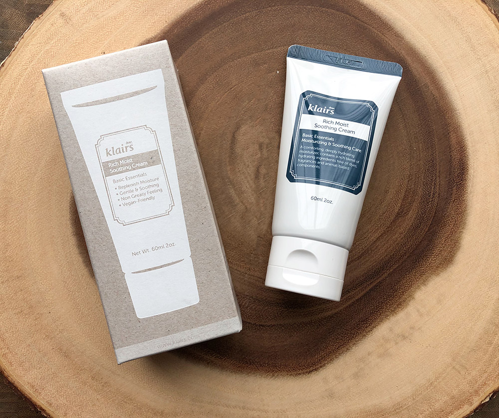 Kem Dưỡng Ẩm Klairs Rich Moist Soothing Cream (60ml)