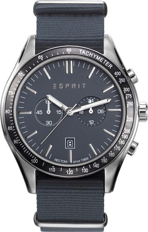 Đồng Hồ Nam Dây Vải Esprit ES108241008 (45mm)