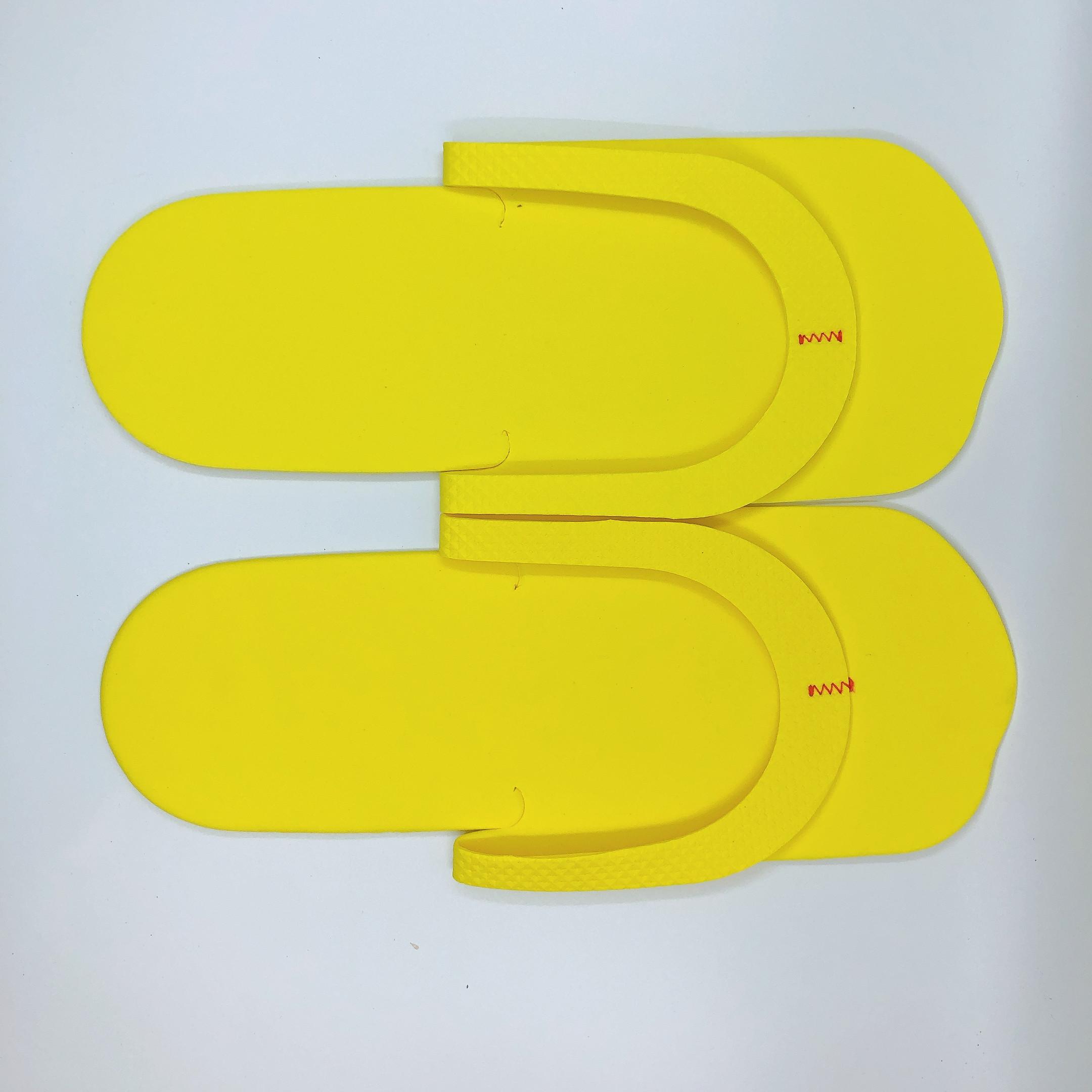 Combo 10 đôi dép làm móng - dép may SS01