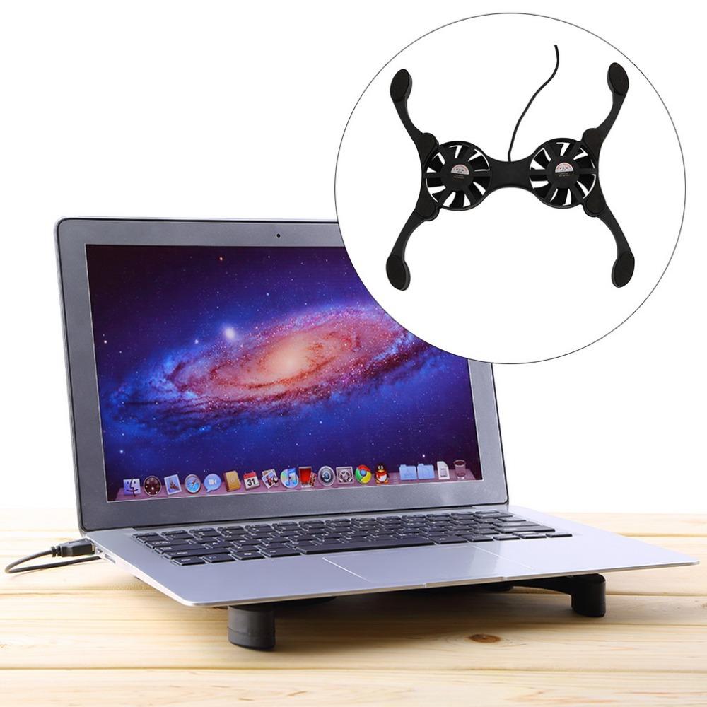 Quạt Tản Nhiệt Làm Mát Mini Cho Laptop