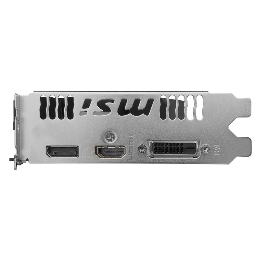 Card Màn Hình VGA MSI GTX 1060 OCV2 6GB GDDR5 192 Bit 2 Fan DisplayPort HDMI DL-DVI-D - Hàng Chính Hãng