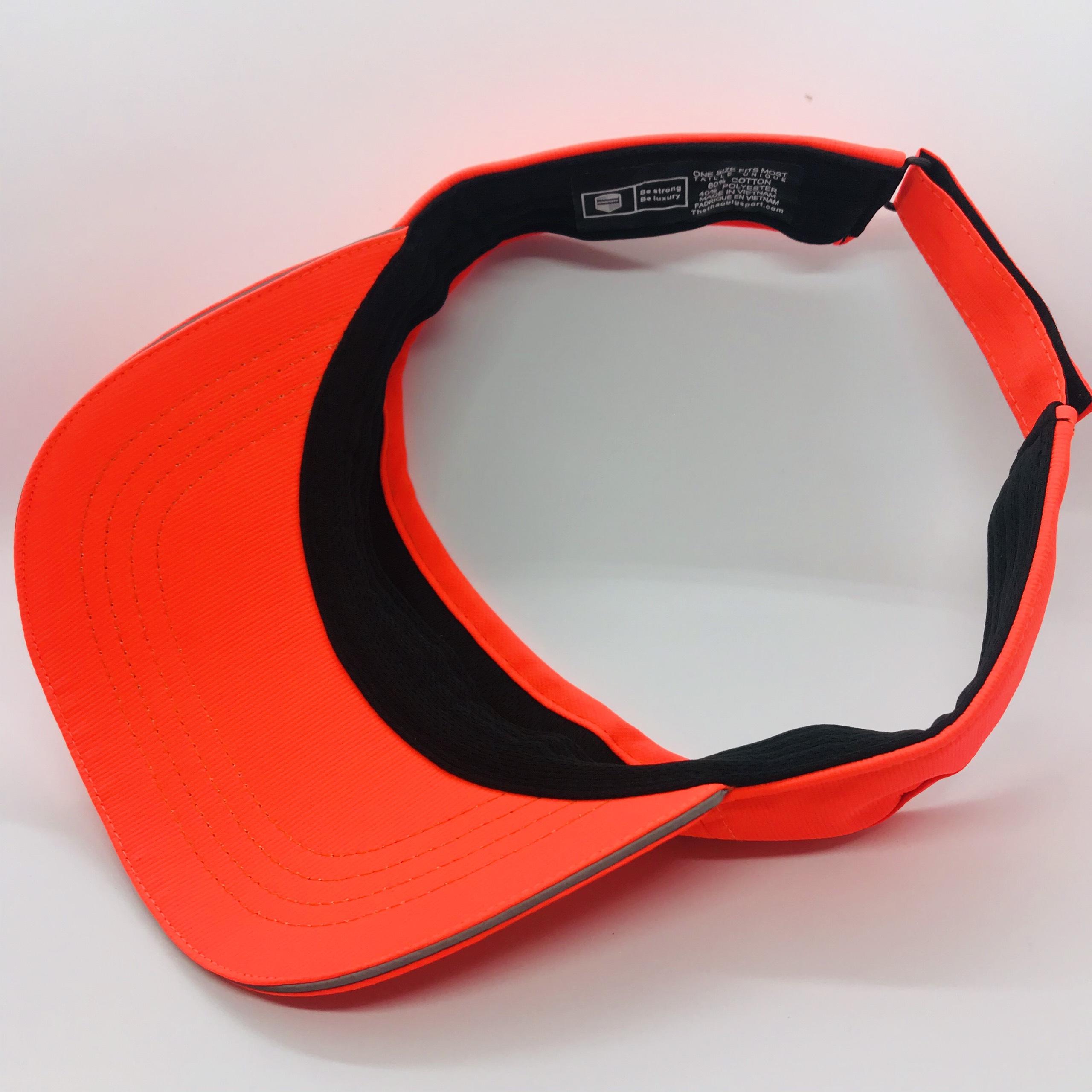 Nón Lưỡi Trai Nửa Đầu Thể Thao  Màu Cam Cao Cấp Big Sport