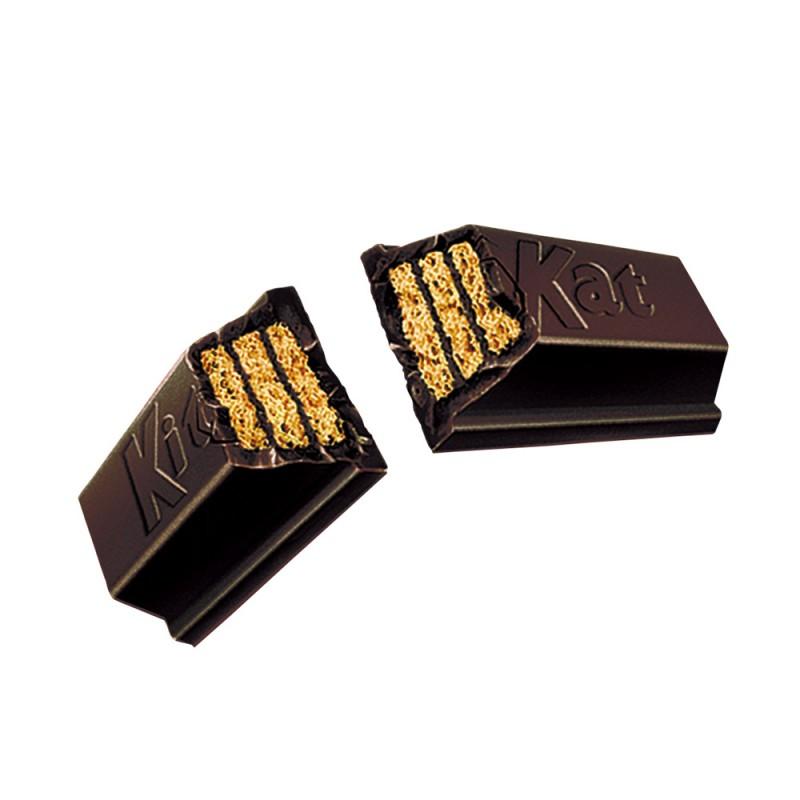 Bánh KitKat Dark Chocolate vị Đắng gói 147gr (13 thanh)