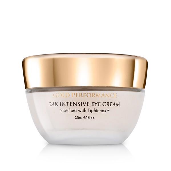 Kem Vàng 24k Dưỡng Mắt Chuyên Sâu - 24k Intensive Eye Cream (Aqua Mineral)