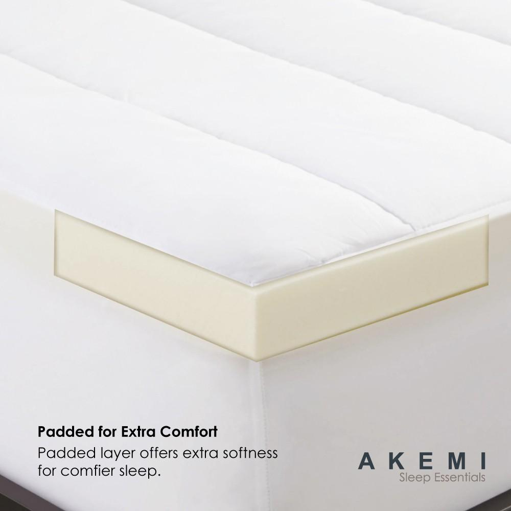 Tấm Bảo Vệ Nệm Chống Thấm AKEMI Sleep Essentials