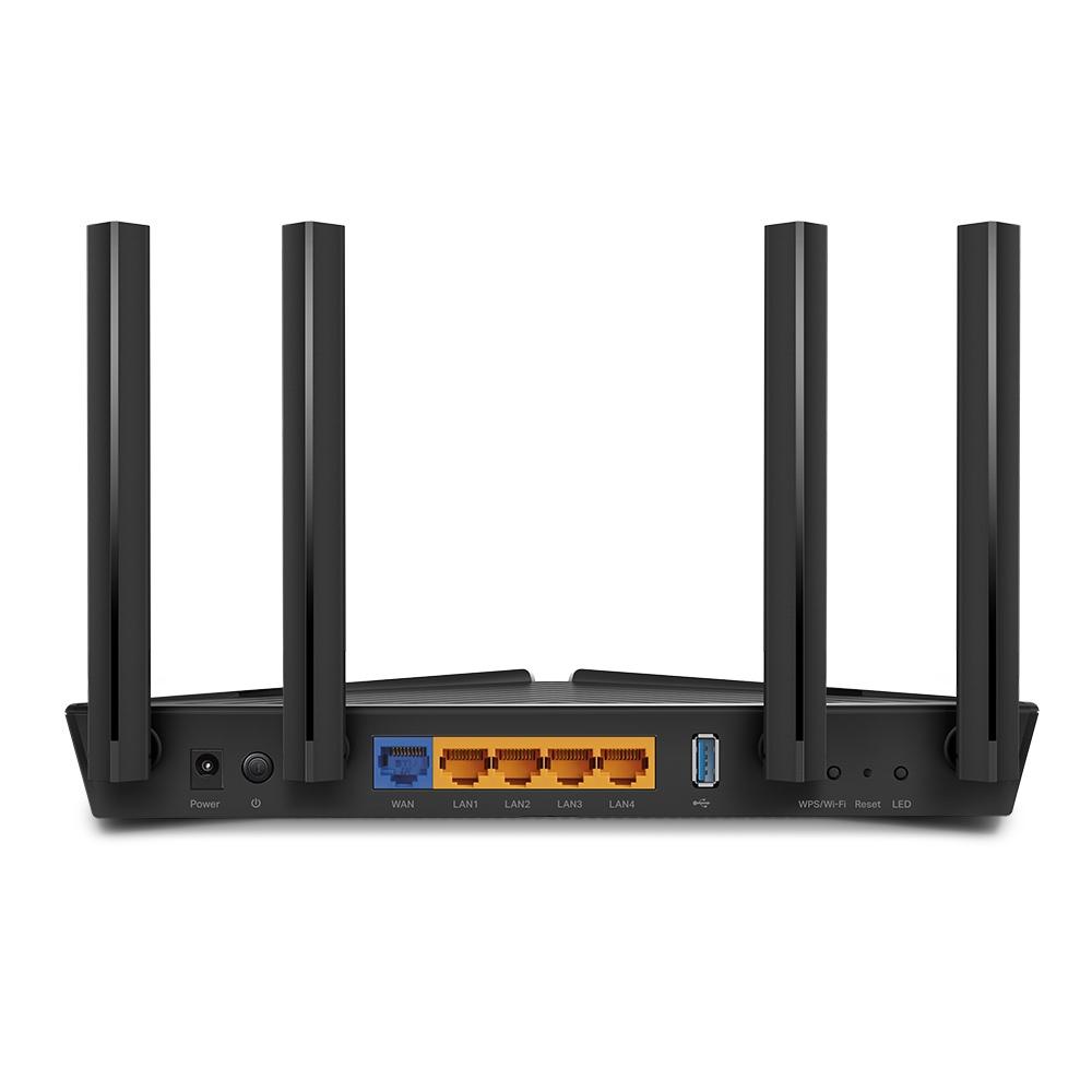 Bộ Phát Wifi TP-Link Archer AX50 Wifi 6 Gigabit Băng Tần Kép AX3000 - Hàng Chính Hãng