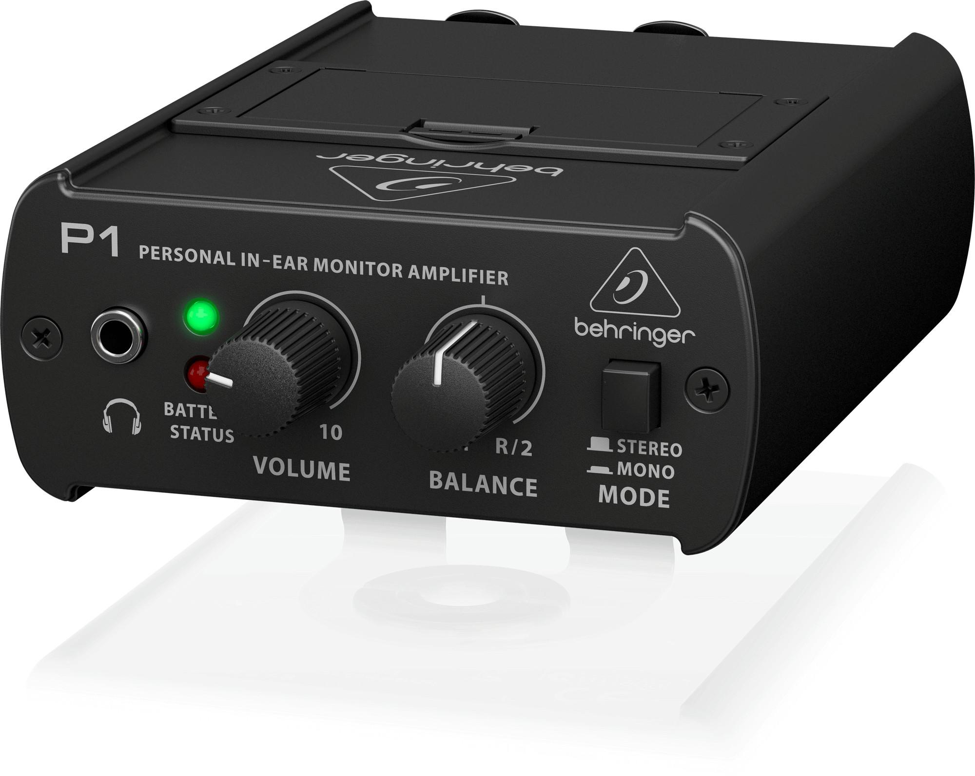 Behringer P1 - Personal In-Ear Monitor Amplifier-Hàng Chính Hãng