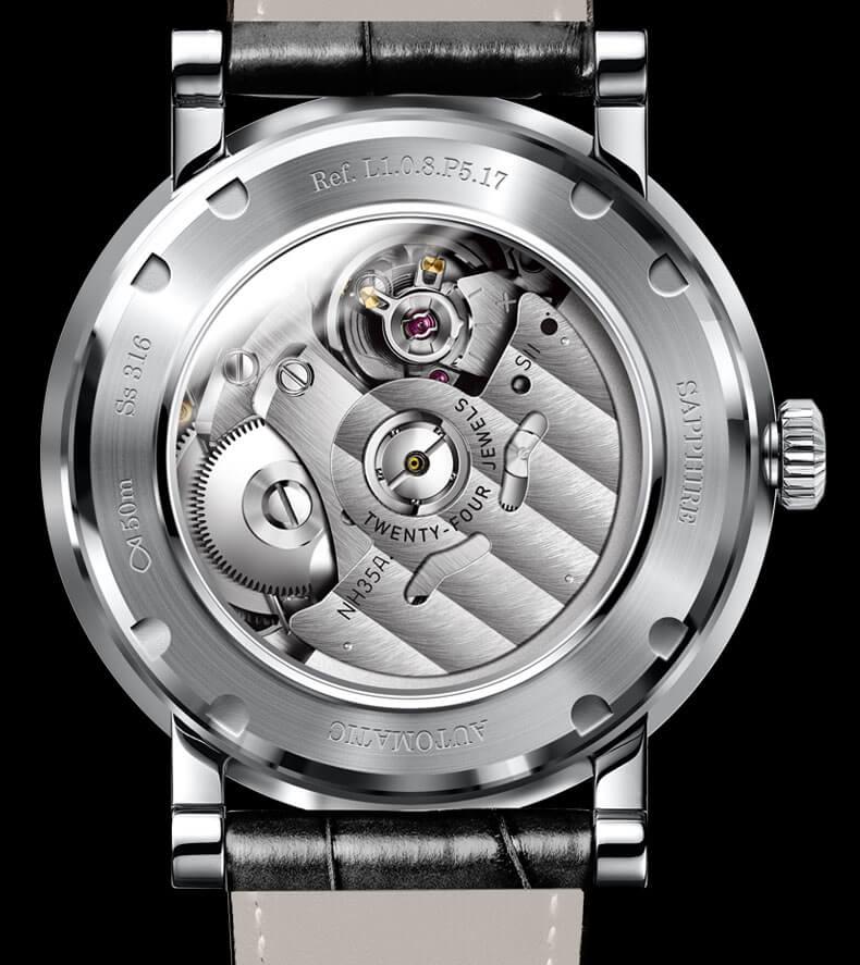 Đồng hồ nam chính hãng Lobinni No.1018-1