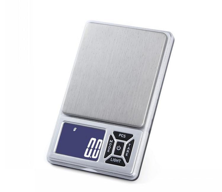 Cân tiểu ly DH-Z01 200g/0.01g (thiết kế nhỏ gọn, độ chính xác cao) - Tặng kèm móc khóa vặn kính
