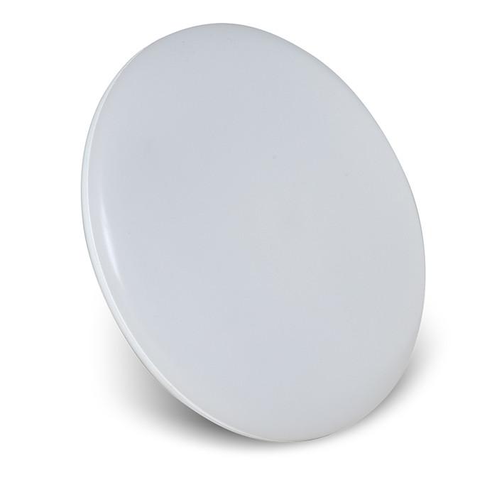 Combo 02 cái đèn led ốp trần chống bụi cao cấp 18W dạng tròn Rạng Đông, ánh sáng trắng ,mã D LN CB03L 260/18W