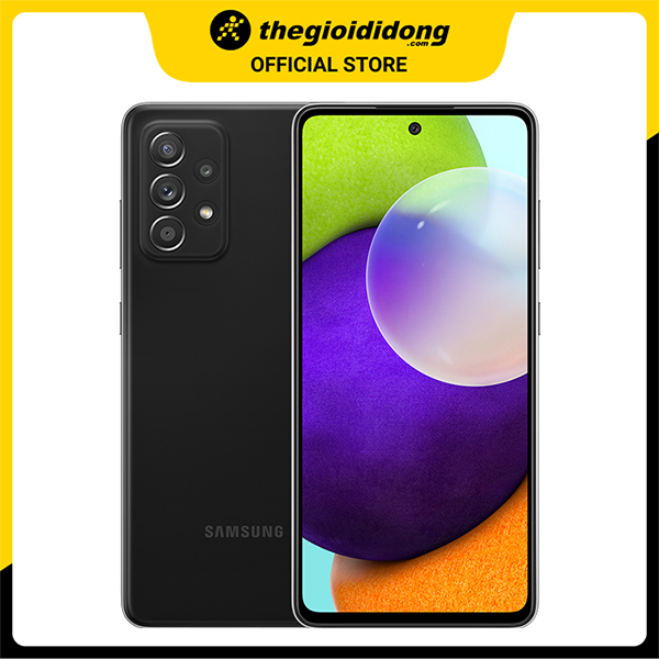 Samsung Galaxy A52 5G - Hàng Chính Hãng