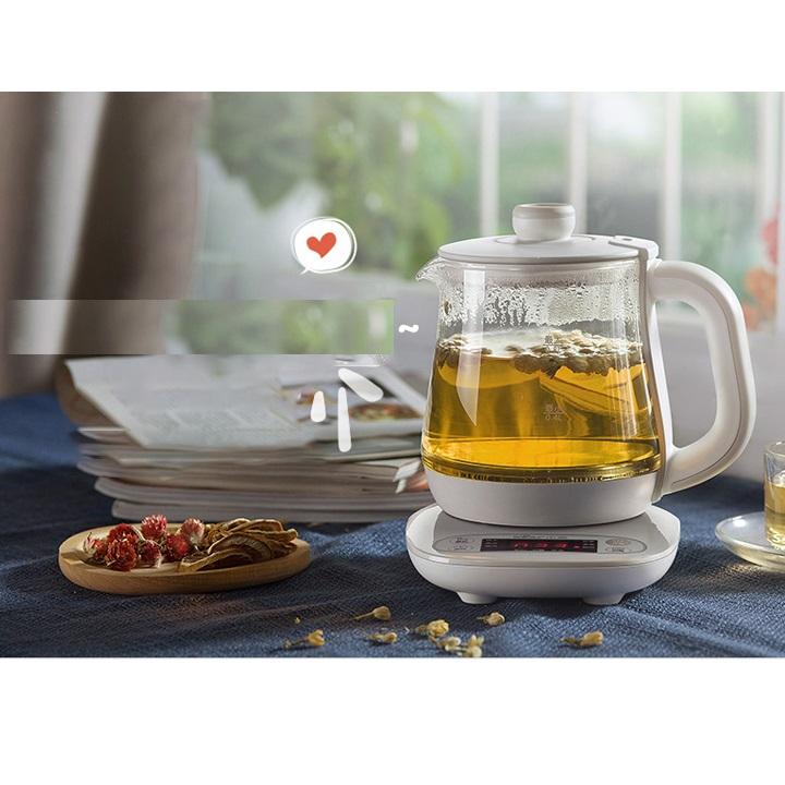 Ấm đun nước siêu tốc mini, ấm có thể đun pha trà