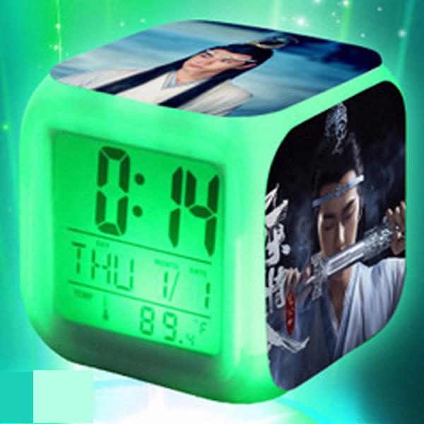 Đồng hồ báo thức Trần tình lệnh ma đạo tổ sư phân loại lam vong cơ ngụy vô tiện